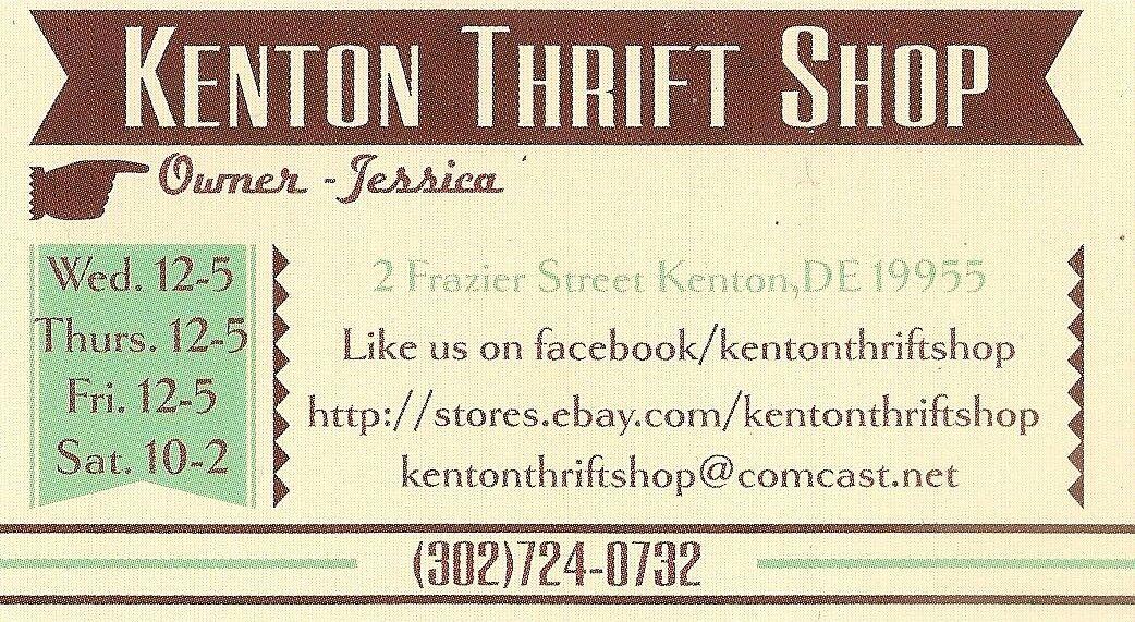Kenton Thrift Shop