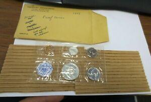 1956 United States Mint Proof Set GEM-PF w/ Envelope