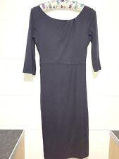 LK Bennett Dress Size 10 Navy Blue