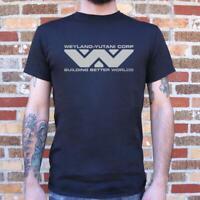 Weyland-Yutani Corp [Alien vs. Predator Inspired] Men's T-Shirt