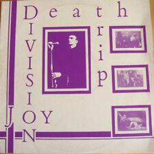 Joy Division – Death Trip - RARE Clear Vinyl