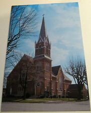 United States Ohio New Washington St John's Lutheran Church 16581 - unposted