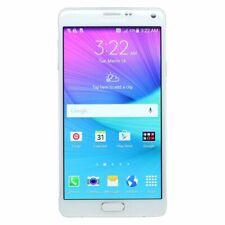 Samsung Galaxy Note 4 N910F 32GB White Unlocked Smartphone - Grade A