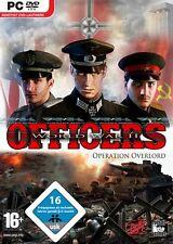 Officiers-world était II Opération Overlord pour pc NEUF/OVP