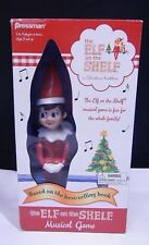 the Elf on the Shelf Hide & Seek Game a Christmas Tradition Book & Elf Doll T1