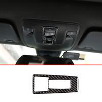 Mercedes Benz CLA GLA A C117 X156 W176 carbon fiber reading light cover trim