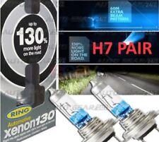 Bague 130% plus lumineux H7 Twinpack Super Bright Upgrade Xenon Ampoules De Phare RW3377
