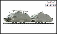Liliput - Panzerspahzug Command, Radio Car Powered Set #3  - Ep II - L136502