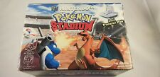 * Nintendo 64 * Pokemon Stadium * Big Box * PAL version * No Rumble Pack/Inlay *