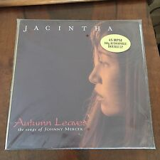 Autumn Leaves: The Songs of Johnny Mercer by Jacintha Vinyl 45 RPM, Groove NOTE