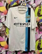 Manchester City England Football Shirt Soccer Jersey Training Top Mens Size XXL