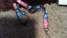 Marvel Collector Corps, Civil War, Iron Man vs Cap lanyard