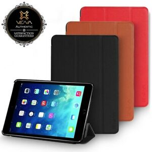 For Apple iPad Mini 3 2 Smart Cover PU Leather Cover Magnetic Sleep/Wake Case