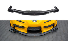 FRONT SPLITTER COMPATIBLE WITH V.1 TOYOTA SUPRA MK5 (2019-20)