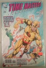TIME MASTERS VANISHING POINT #5 Of 6 Jan 2011 '11 Reversing Time! DC comic