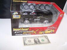 Jada 1:24 Black Mazda RX-7 - ALT Racinghart - Garage Worx - 2003