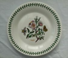 Portmeirion Botanic Garden Dog Rose 27cm Dinner Plate