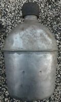 Original WW2 WWII US Army USMC Military Issue Canteen 1944 Dated S.M. Co.