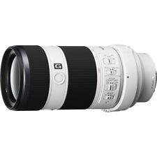 Sony 70-200mm Full Frame F4 G OIS Interchangeable E-Mount Lens for Sony Alpha Ca
