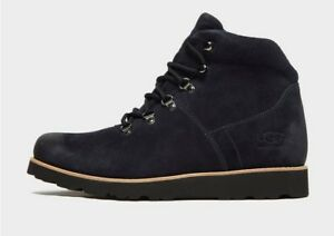 UGG Hafstein Men's Navy Blue Boots - New w/Tags - Size 9 UK - Top Quality Brand