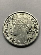 1947 France 2 Francs VG+ #6741