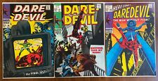 Daredevil #46 #47 and #48 Marvel Silver Age Lot