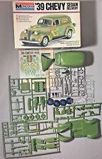 MONOGRAM '39 CHEVY SEDAN DELIVERY 1/24 MODEL 2240 (1978)