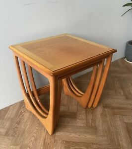 G PLAN VINTAGE NEST OF 3 COFFEE SIDE TABLES ** FREE DELIVERY **