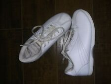 New listing Fierce Feats size 4.5 white cheer shoes athletic free shipping