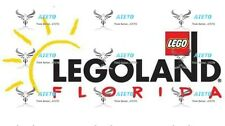 $61 OFF LEGOLAND FLORIDA TICKET ONLY $35.00 DISCOUNT PROMO OFFER