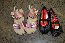 toddler younger girls shoes bundle infant size 8 /26 summer sandals