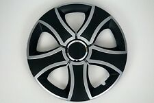 "SET OF 4 x 15"" CAR WHEEL TRIMS RIMS  HUB FITS CITROEN DISPATCH , EVASION  #T"