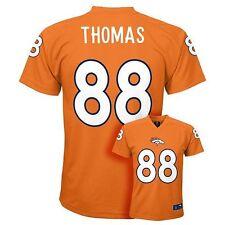 (2016-2017) Denver Broncos DeMARYIUS THOMAS nfl Jersey YOUTH KIDS BOYS (m-medium