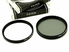 82mm Polarizer (CPL) & Diffuser Focus Filter Set 4 Tamron Sony Olympus DSLR Lens