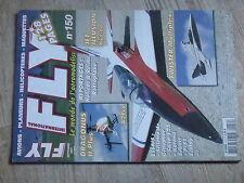 $$4 Revue Fly International N°150 PLan encarte Motopou  Dragonus II Plus  Jet Il