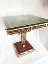 Beistelltisch Ägyptisch Glastisch Gold