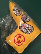 Spin It Baby And Tap Tap Tap It Inn putter cover fits Scotty Cameron