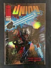 Union - 1-4  - IMAGE Comics - 1993 - Near Mint