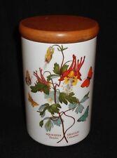Vintage Original Earthenware Portmeirion Pottery Jars