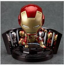 NENDOROID IRON MAN ACTION FIGURE #349 TOY STATUE MARVEL AVANGERS