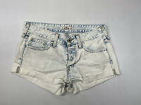 HOLLISTER Denim Hotpants/Shorts - Size W27 - Great Condition - Women's