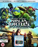 Teenage Mutant Ninja Turtles: Out Of The Shadows [DVD]
