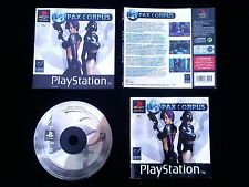 JEU Sony Playstation PS1 PS2 : PAX CORPUS (Cryo Interactive COMPLET envoi suivi)
