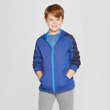Boys C9 Champion Authentic Fleece Sweatshirt Hoodie Jacket Large 12/14