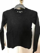 G-Star Raw Pullover passend für Kleinkinder ca. Gr. 4 bis 5 blau 100% Wolle