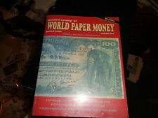 STANDARD WORLD PAPER MONEY CATALOG, VOL II, 9TH EDITION