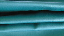 2 Metres Of Sanderson Turquoise Green Cotton Sateen Curtain Craft  Fabric