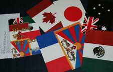 Where will you Go? Flag prediction - colorful, worldly mental magic Tmgs