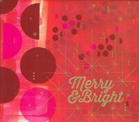 Starbucks Merry & Bright CD Christmas 2014 David Foster Celine Groban Bocelli
