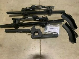 """THULE T2 CLASSIC FOR 2"""" HITCH RECEIVERS"""